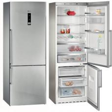 HASZNÁLT. HŰTŐ SIEMENS KG49NAI32 A++ Kombinált hűtő Inox