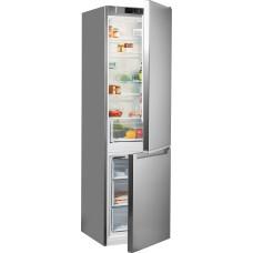 HŰTŐ BAUKNECHT KG StopFrost 201A3+ IN Kombinált hűtő Inox